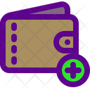 Wallet Add Banking Icon