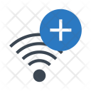 Wifi Add Rss Icon