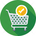 Added Cart Tick Icon