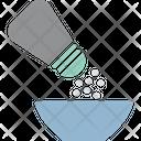 Adding salt Icon