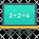 Addition Mathematics Add Icon