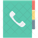 Address Book Phone Icon