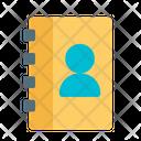 Address Book Book Contact Icon