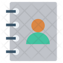 Business Marketing Book Icon
