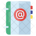 Mail Book Email Directory Address Book Icon