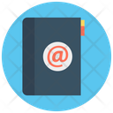 Address Book Diary Contacts Icon