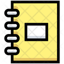 Business Financial Book Icon