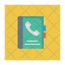 Address Book Contact List Icon