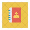 Address Book Contacts Phone Book Icon