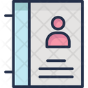 Address Book Contact Diary Diary Icon