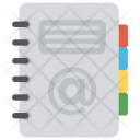 Address Book Contacts Icon