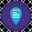 Address Gps Loaction Icon