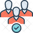 Capable People Competent Icon