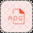 Adg File Icon