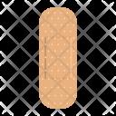 Adhesive Plaster Bandage Icon