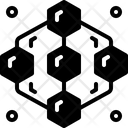 Adjacent Abstract Pattern Icon