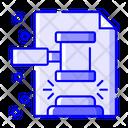 Adjugement Icon