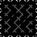 Adjust Equalizer Levels Icon