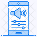 Adjust Volume Phone Volume Sound Adjuster Icon