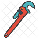 Adjustable Wrench Carpentry Icon