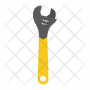 Adjustable Wrench Spanner Icon