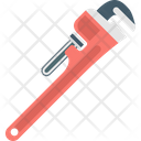 Adjustable Wrench Monkey Wrench Pipe Wrench Icon