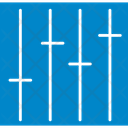 Adjuster Audio Multimedia Icon
