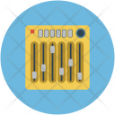 Adjuster Audio Equalizer Icon