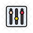 Control Mixer Adjustment Icon