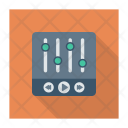 Adjustment Music Player Icon