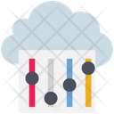 Cloud Computing Adjustment Icon