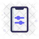 Mobile Adjustment Settings Icon