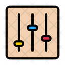 Adjustment Mixer Control Icon