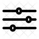 Setting Configuration Preferences Icon