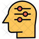 Adjustment Thinking Icon