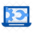 Technology Repair Notebook Icon