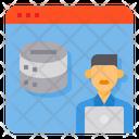 Admin Web Server Icon
