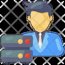 Admin Administration Person Professional Icon