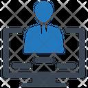 Admin Dashboard User Icon