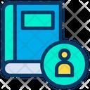 Admin Book Icon