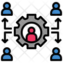 Administration Control Organisation Icon