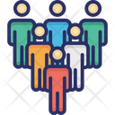 Administration Leadership Organization Icon