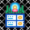 Administration Admin Server Icon