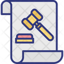 Administrative law Icon