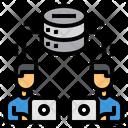 Administrator Server Hosting Icon