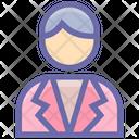 Administrator Male User Icon