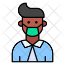 Administrator Business Man Consultancy Icon