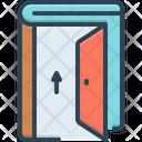 Admission Door Gate Icon