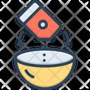 Mixture Soup Combination Icon