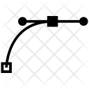 Adobe Curve Illustration Icon
